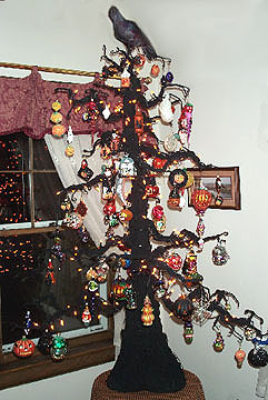 Halloween Trees - Laura Irrgang