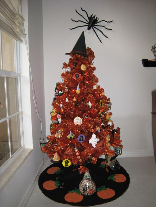 Halloween Trees Laura Irrgang