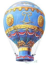 First_hot_air_balloon