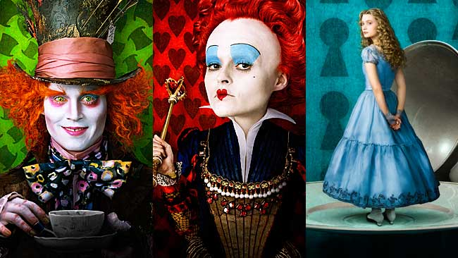 Johnny_depp_helena_bonham_carter_alice_in_wonderland_tim_burton