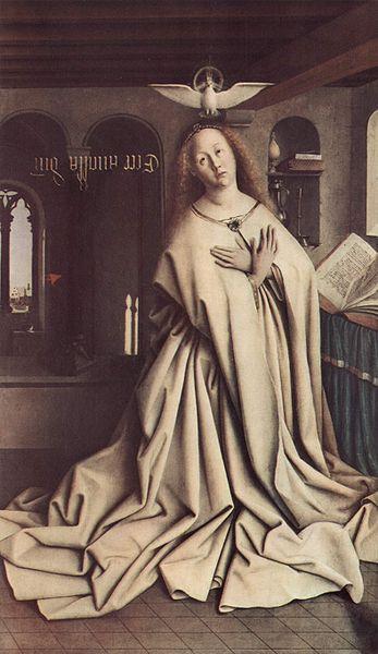 Genter altar jan van eyck