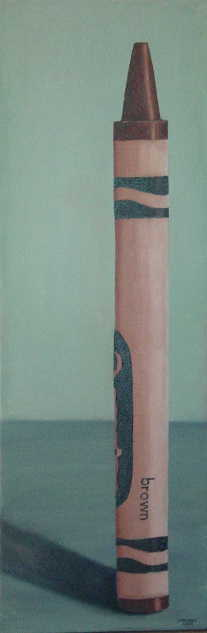 Brown Crayonsm