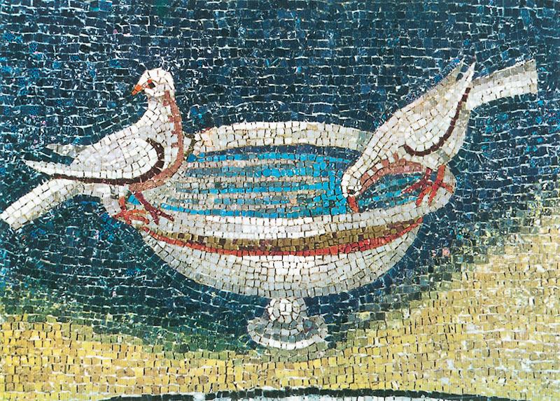 5thcenteury ravenna mosaic