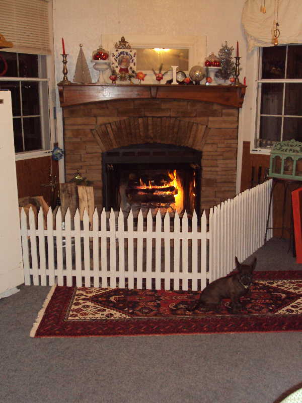 Christmas Tree Gate Tutorial, Part 2 - Laura Irrgang