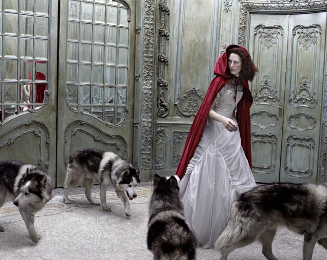 Eugenio Red Riding