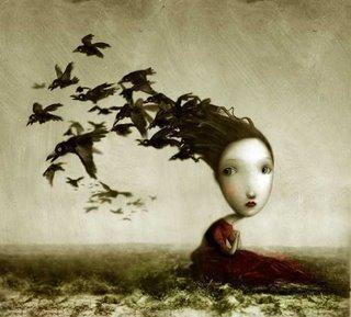 Crow-Hair-Girl