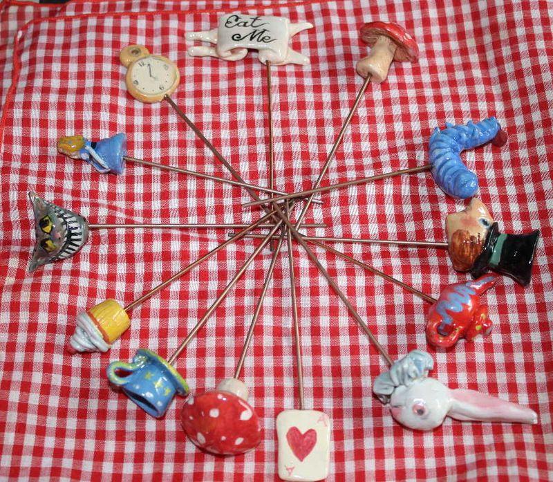 CupcakeToppersGingham