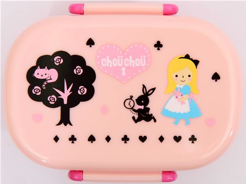Pink-Phoenix-Bento-Box-Alice-in-Wonderland-Box-kawaii-78039-2