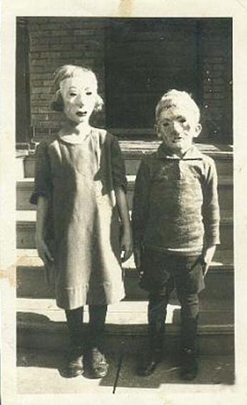 Old School Halloween 8