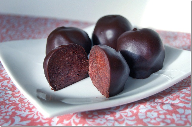 chocolate cake balls recipe. Check out the delicious recipe