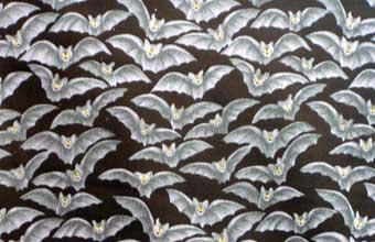 Batfabricwhite