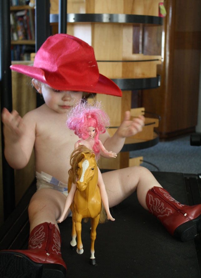 CowgirlBarbies