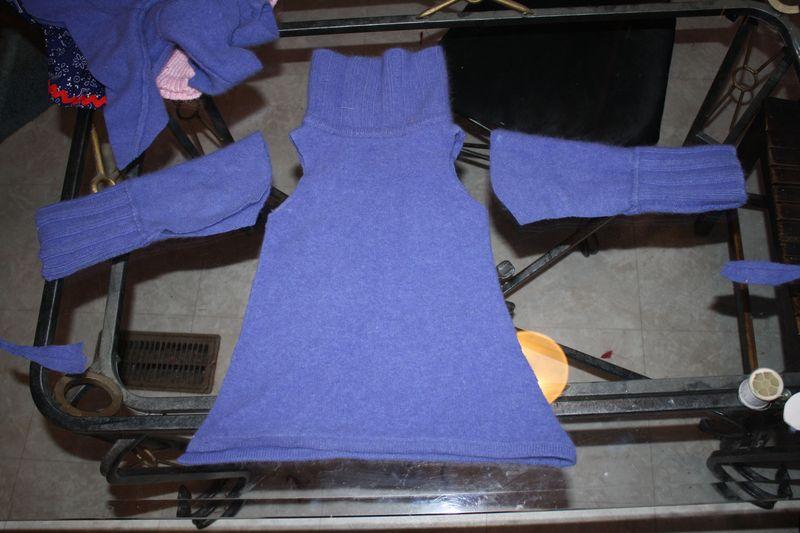 VioletSweaterdress2