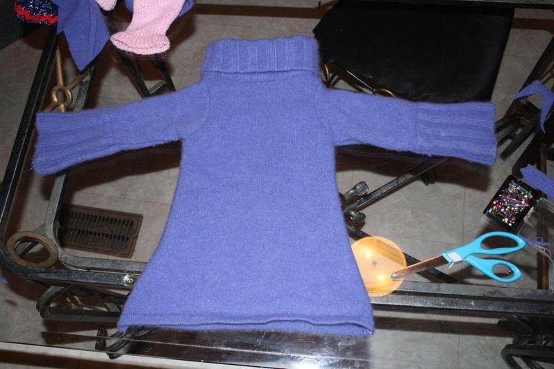 VioletSweaterdress3