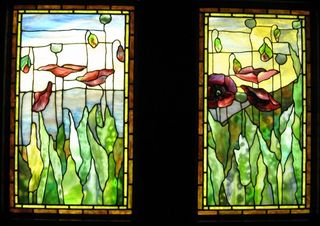 Chicago-smith-museum-stained-glass-flowers