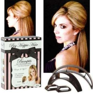 Free-Shipping-Wholesale-Bumpits-Big-Happie-Hair-Bump-it-Hair-BRUNETTE-Hair-Bumpit-200boxes-lot-one