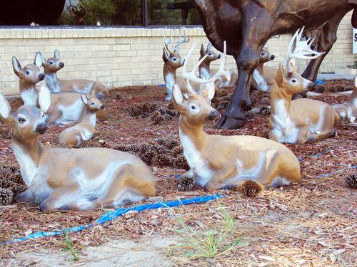Stromberg Deer
