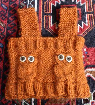 OwlSweaterVest