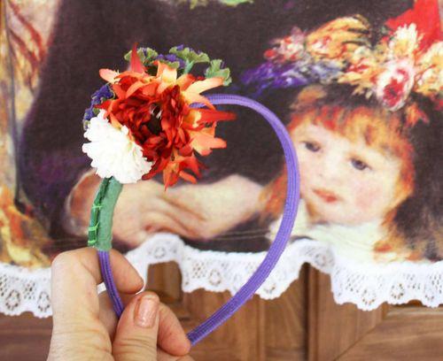 Renoir Headband