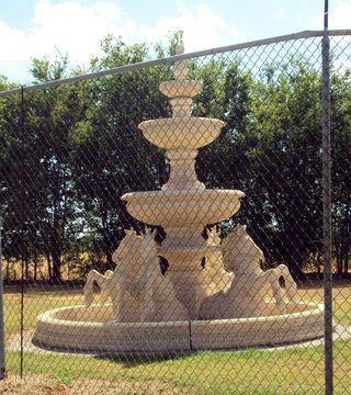 Stromberg Fountain
