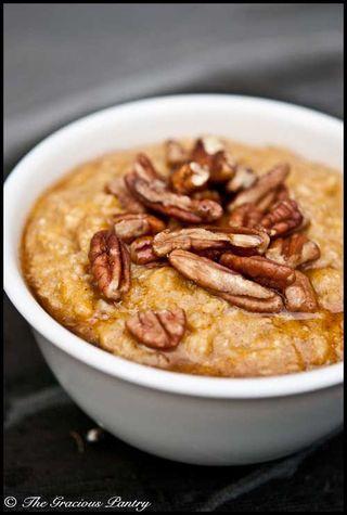 Clean-eating-pumpkin-pie-oatmeal-