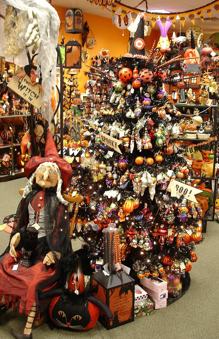 Halloween Tree Laura Irrgang