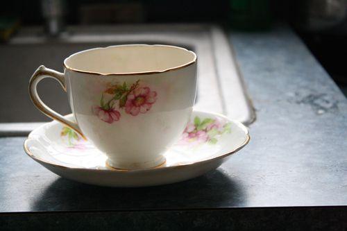 CoffeeCupRose