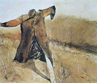 Scarecrow_andrew_wyeth