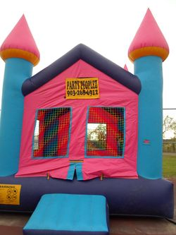 Carnival Bouncehouse