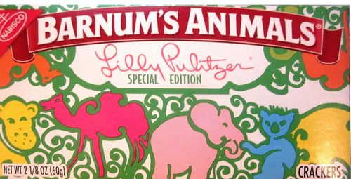 Lilly animal crackers