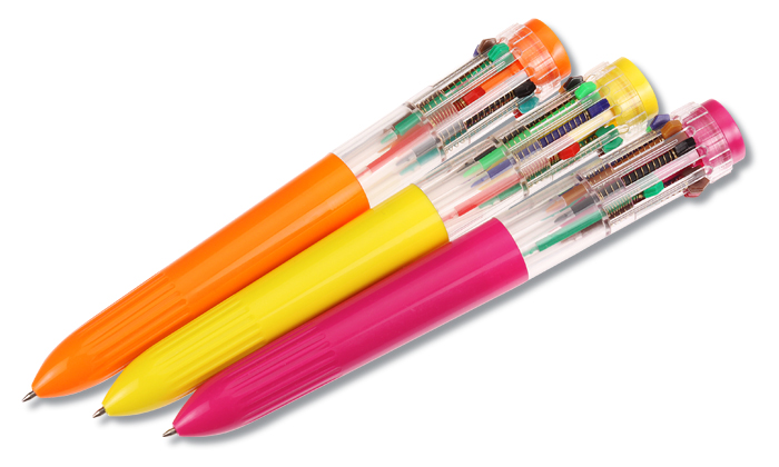 Image result for multicolor pens