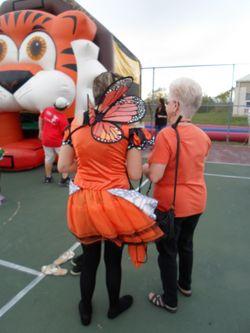 Carnival Orange