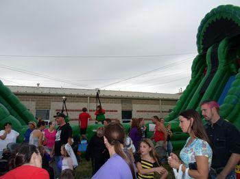 Carnival Zipline