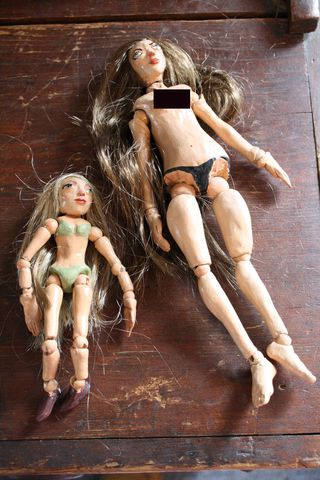 BJD Dolls Censored