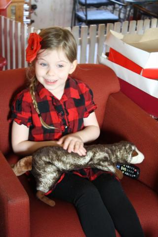 Christmas Weasel