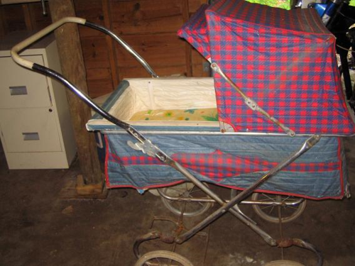Baby carriage 009 M