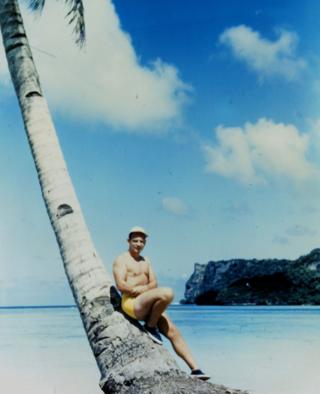 1949 - Otto in Guam 3