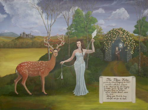 The Three Fates by Laura IrrgangSmall