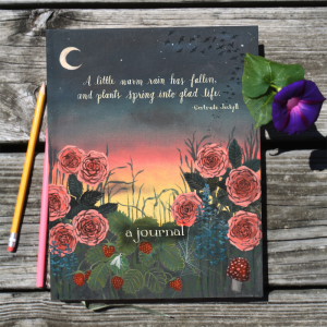 Rose Journal square
