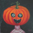 Pumpkin in Striped Sweater 1a