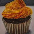Orange Cupcake 1b