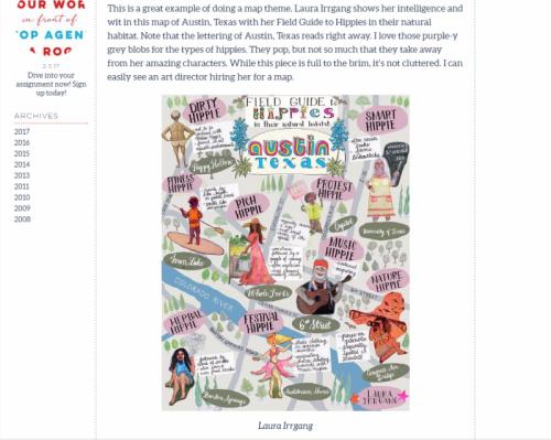 Lilla Blog Feature