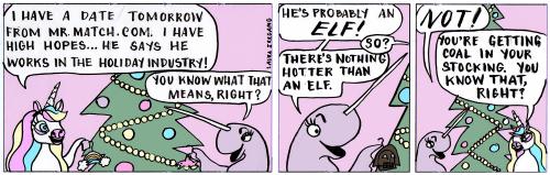 Glitterville Comic-December 23  2017