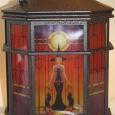 Art Deco Witch Light