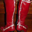 Red ButtonBoots 2
