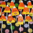Candy Corn Shakers