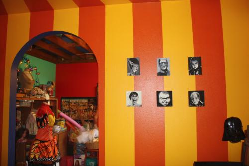 Halloween Room Six
