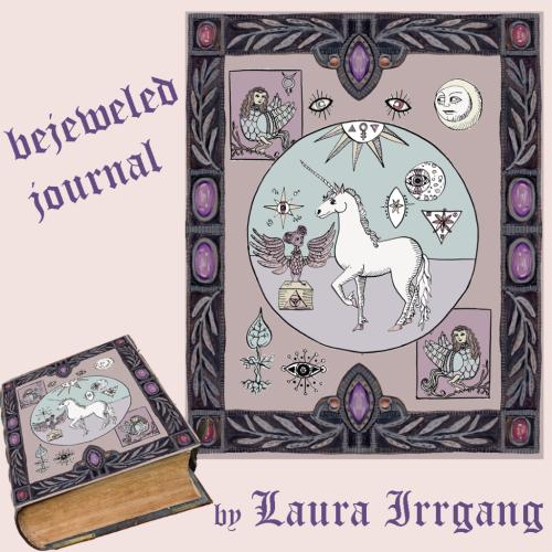 Bejewled journal square