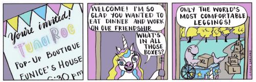Glitterville Comic-November 20  2017