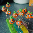 Pumpkin Toppers